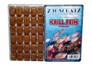Krill fein Vitamin Plus Frostfutter 100g Blister
