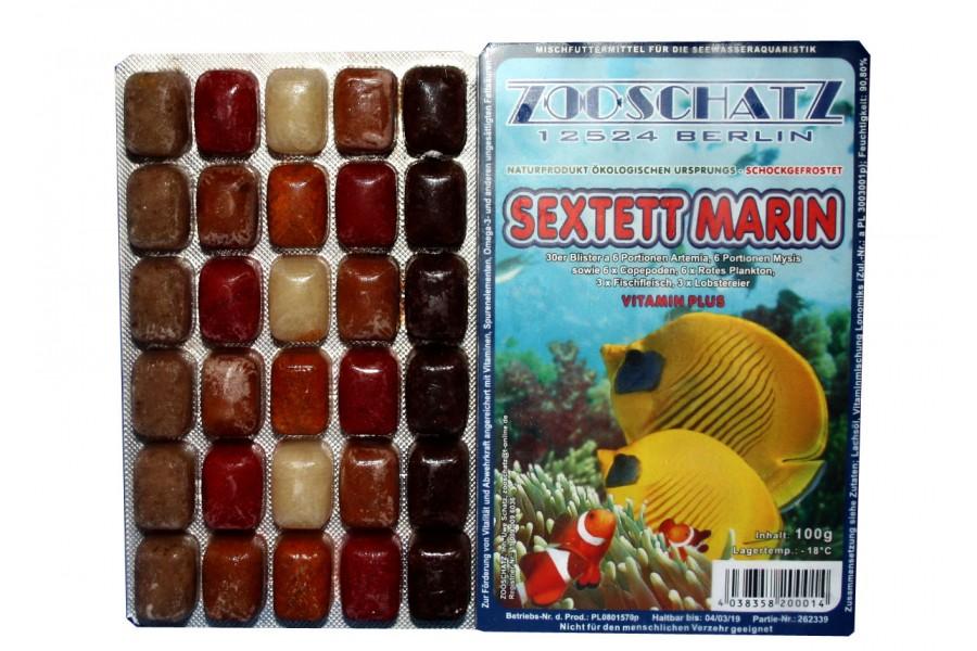 Sextett Marine Frostfutter 100g Blister