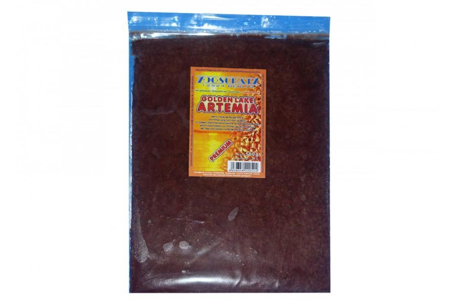 Artemia Golden Lake 500g Frostfutter Tafel